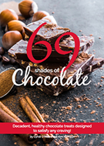 69 Shades of Chocolate - Cyndi O'Meara & Kim Morrison eBook cover