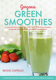 Gorgeous Green Smoothies - Brigid Cappello eBook cover