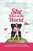 She Takes on the World - Natalie Macneil book cover image