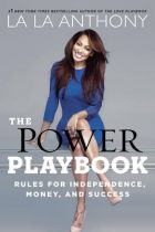 The Power Playbook - La La Anthony book cover image