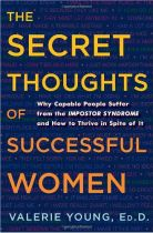 The Secret Thoughts of Successful Women - Valerie Young book cover image