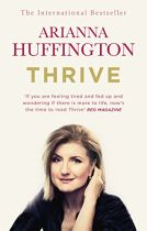 Thrive - Arianna Huffington book cover image