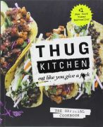 Thug Kitchen book cover image