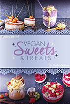 Vegan What Vegan Sweets & Treats - Stephanie Williams eBook cover