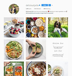 Deliciously Ella Instagram account image