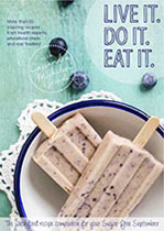 Live It Do It Eat It - Cassandra Michelin eBook cover