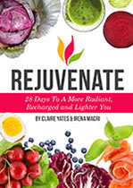 Rejuvenate - Claire Yates & Irena Macri eBook cover
