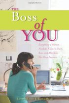 The Boss of You - Emira Mears & Lauren Bacon book cover image