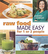 Raw Food Made Easy - Jennifer Cornbleet