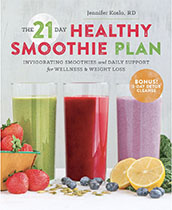 The 21 Day Healthy Smoothie Plan - Jennifer Koslo