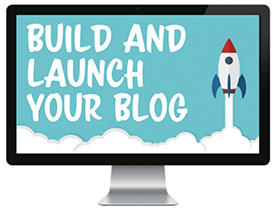 Build and Launch Your Blog - Create & Go