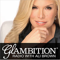 Glambition Radio Podcast - Ali Brown