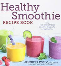 Healthy Smoothie Recipe Book - Jennifer Koslo