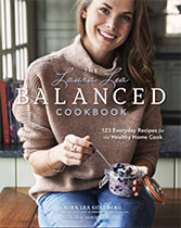 The Laura Lea Balanced Cookbook - Laura Lea Goldberg