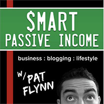 Smart Passive Income Podcast - Pat Flynn