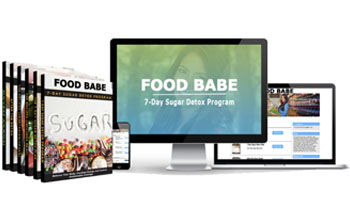 Food Babe 7-Day Sugar Detox Program
