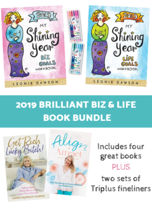 2019 Brilliant Biz Book Bundle - The Resource Cafe